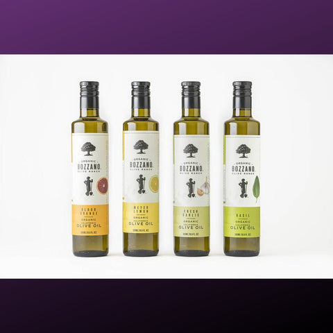 Organic Flavored Olive Oil