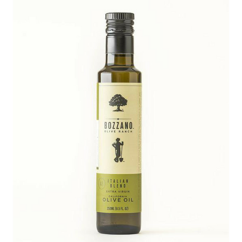 250mL A2 Italian Blend Extra Virgin Olive Oil by Bozzano Olive Ranch