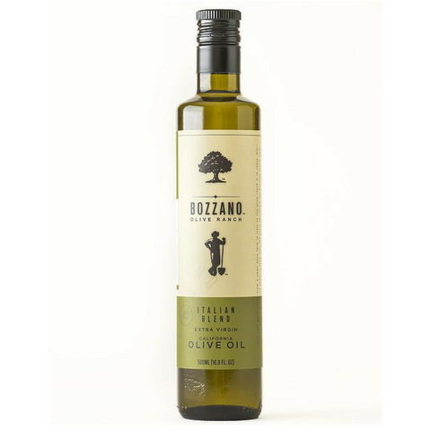 500mL A2 Italian Blend Extra Virgin Olive Oil by Bozzano Olive Ranch