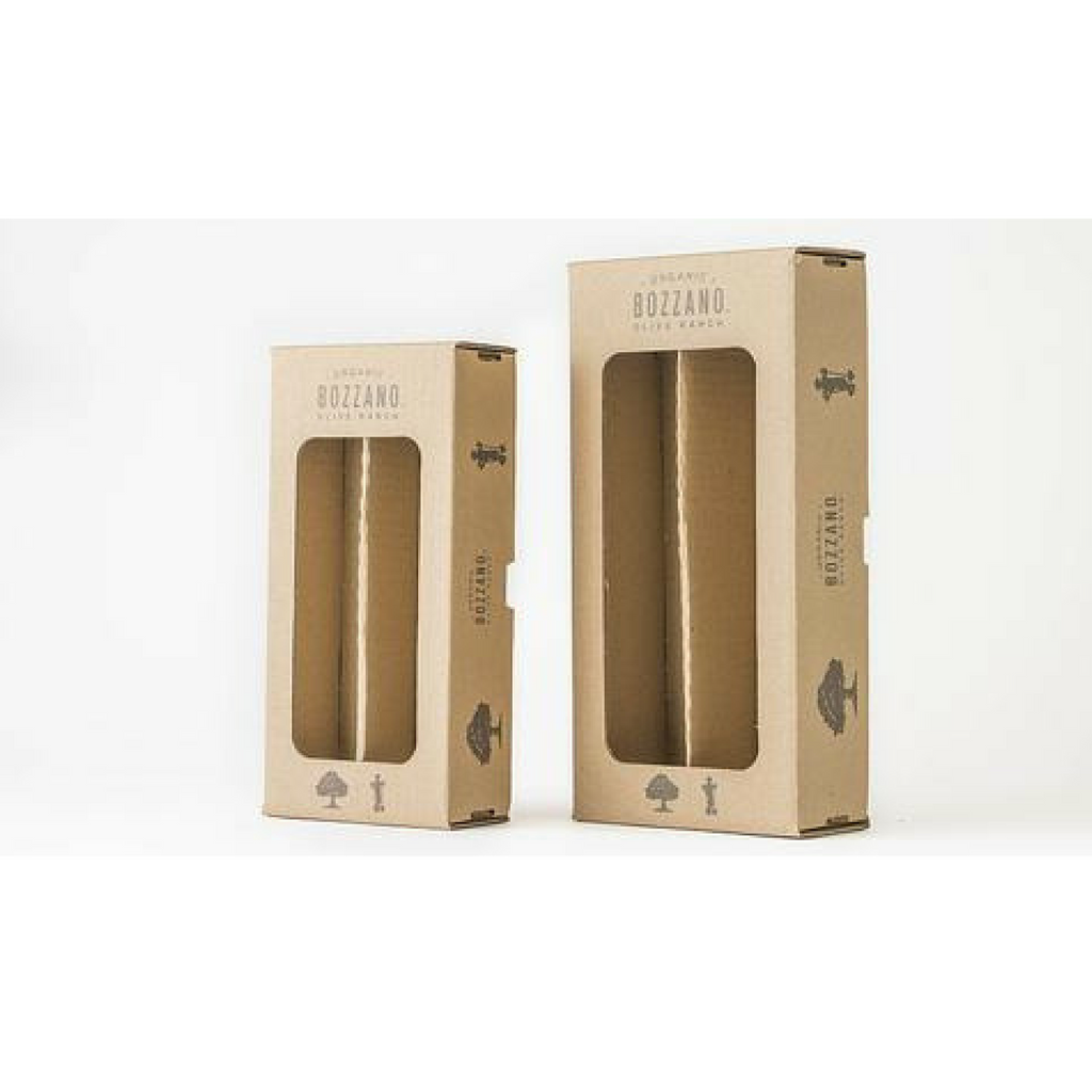 Gift Boxes 2x250mL or 2x500mL from Bozzano Olive Ranch