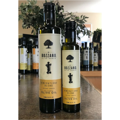 Generations Blend EVOO (2018 Harvest) **Award Winner**