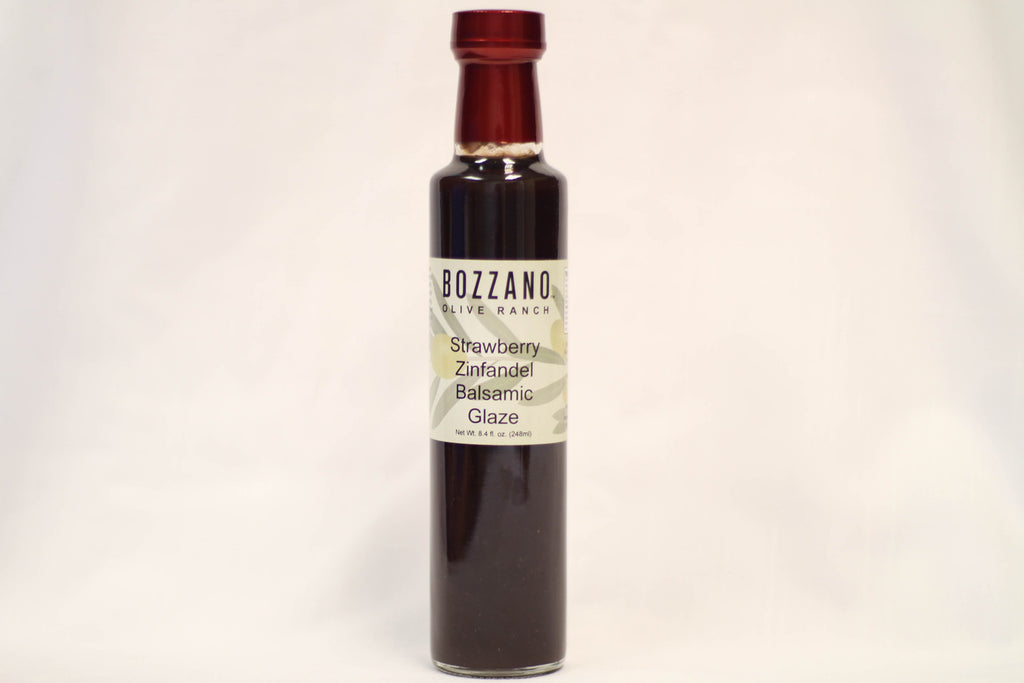 Strawberry Zinfandel Balsamic Glaze