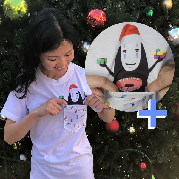 Holiday No Face Pocket Tee