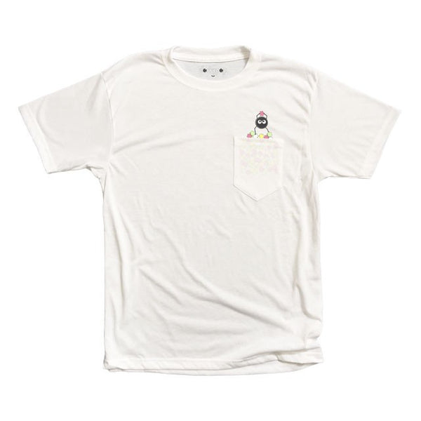 Soot Ball Pocket Tee - DORKYPOP