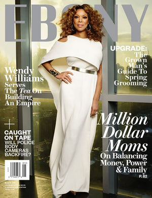 Thank You Ebony Magazine, featuring #mimiplange