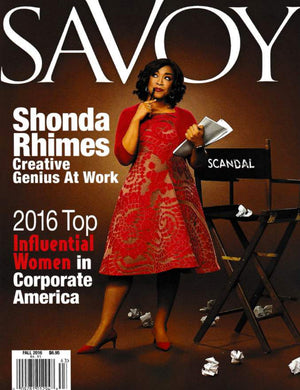 Thank You Savoy Magazine, featuring #mimiplange