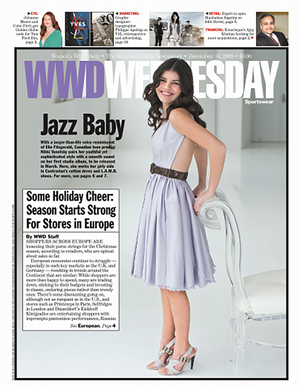 Thank You WWD, featuring Nicky Yanofsky in #mimiplange