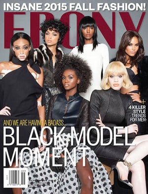 Thank You Ebony Magazine, cover featuring #mimiplange