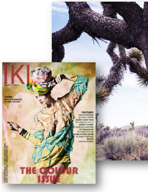 Thank you Iki Magazine, featuring #mimiplange