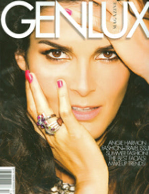 Thank You Genlux Magazine, featuring #mimiplange