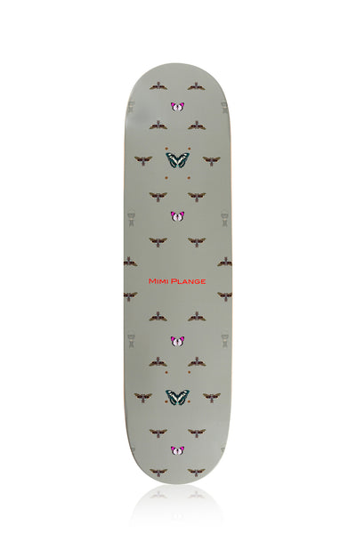 Butterfly Utopia Skateboard Deck