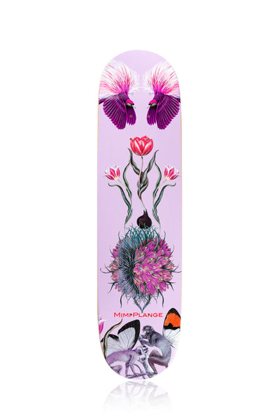 Birds of Paradise Skateboard Deck