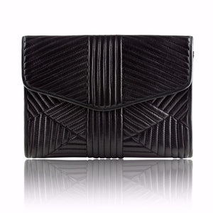 'Scarification' Clutch - Mimi Plange