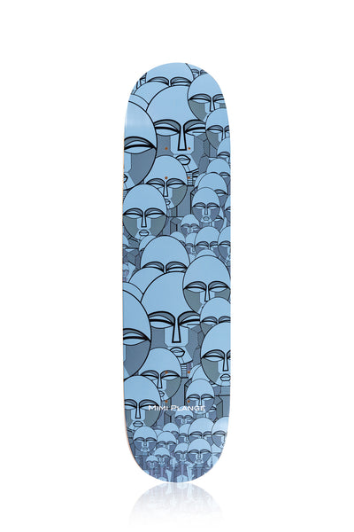 Asante Doll Army Skateboard Deck