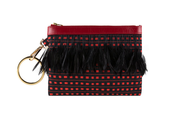 Ethical Fashion Initiative x Mimi Plange Queen's Clutch