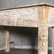IFU0720-065 Indian Old Panel Console