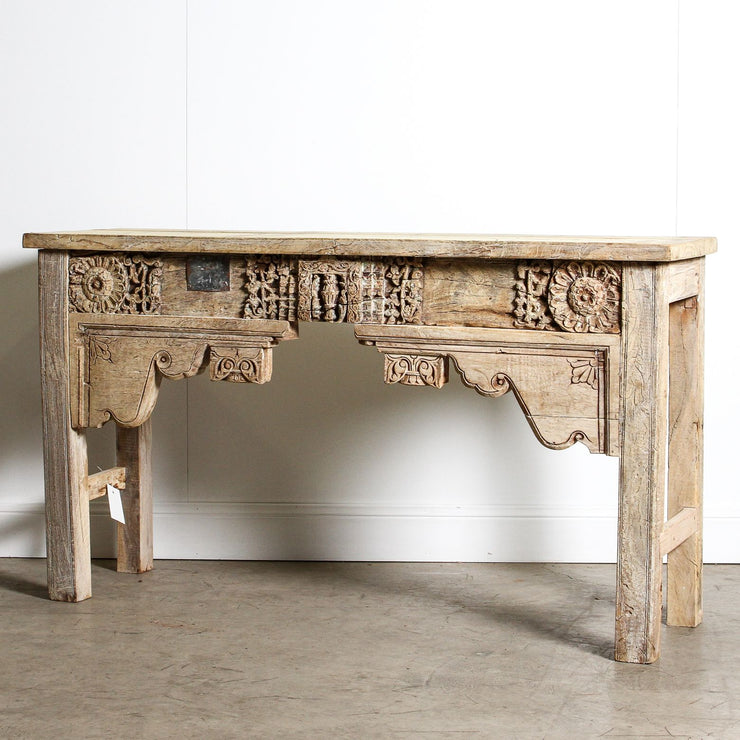 IFU0720-077 Indian Old Panel Console