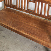 IFU0720-032 Vintage Indian Bench Seat