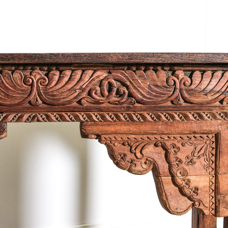 IFU0720-041 Indian Old Brackets Console