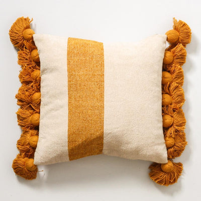 Beeswax Stripe Cushion
