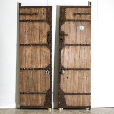 CAE1019-01 Pair of Vintage Shanxi Doors