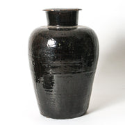 CDE1118-07 Antique  Shanxi Pot - Glazed