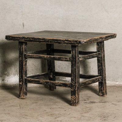 CFU0820-11 A Antique Chinese Square Table
