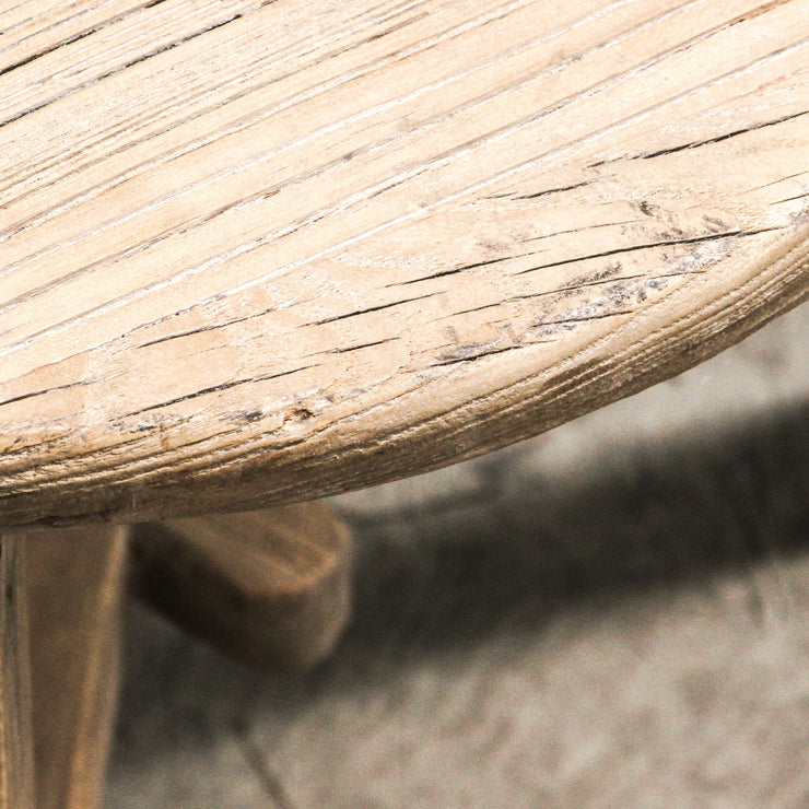 CFU1019-07 Chinese Round Side Table