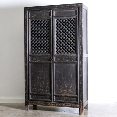 CFU1019-28 BL Marbella Double Door Cabinet