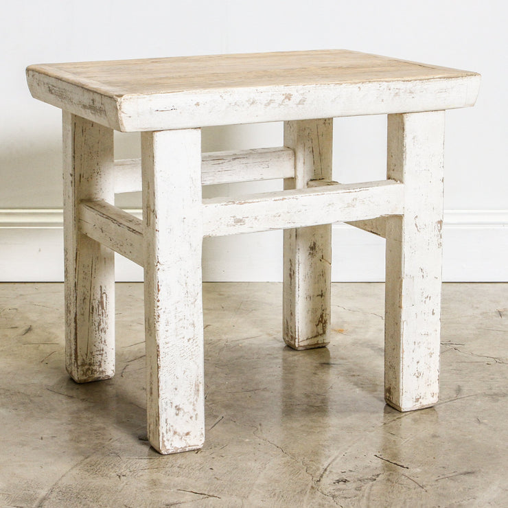 CFU1019-37 WH Marbella Side Table