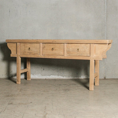 CFU1019-39 B Antique Dongbei Console