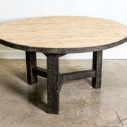 CFU1019-41 BL Marbella Round Dining Table