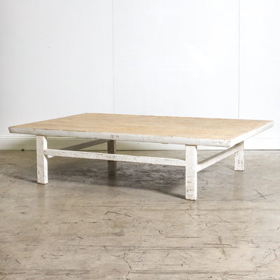 CFU1019-45 WH Marbella Coffee Table