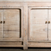 CFU1020-03 Chinese 4 Door Sideboard