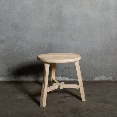 CFU1020-34 Chinese Side Table Round