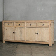 CFU1120-27 Chinese 4 Door 4 Drawer Sideboard