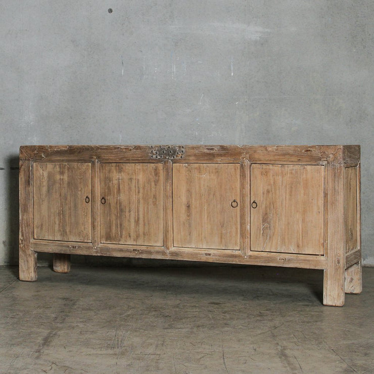 CFU1120-45 Chinese 4 Door Sideboard