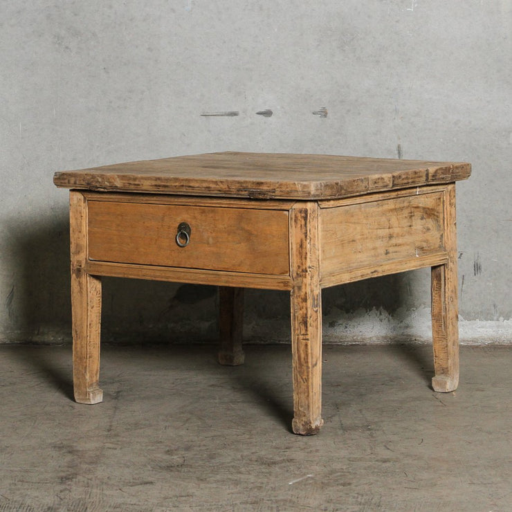 CFU1120-58 Antique Chinese Square Table
