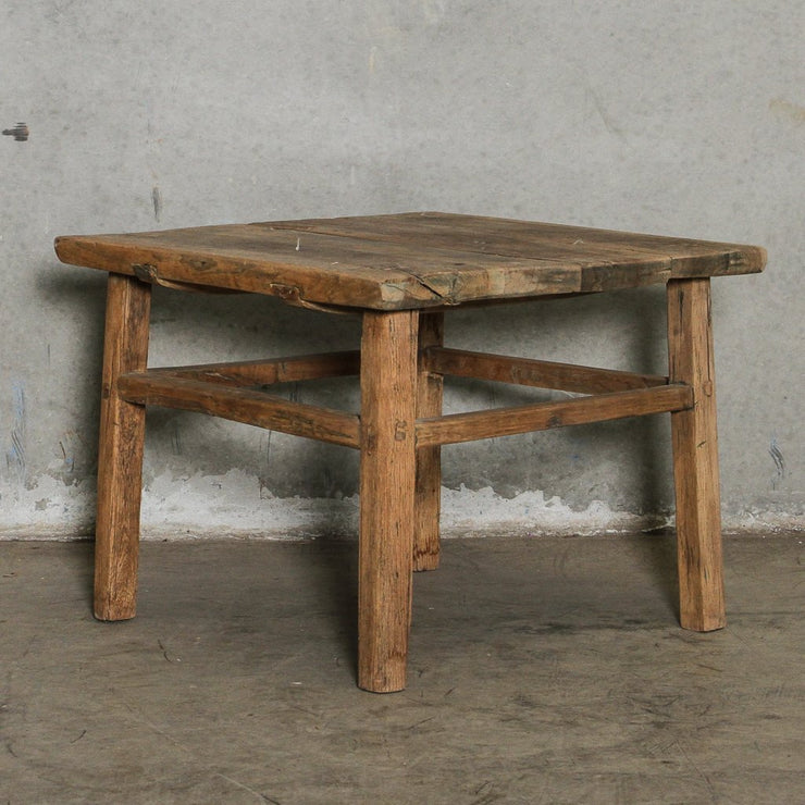 CFU1120-59 Antique Chinese Square Table