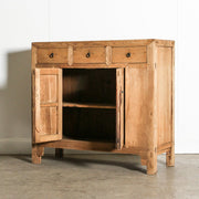 CFU1120-69 Chinese 4 Door 3 Drawer Sideboard