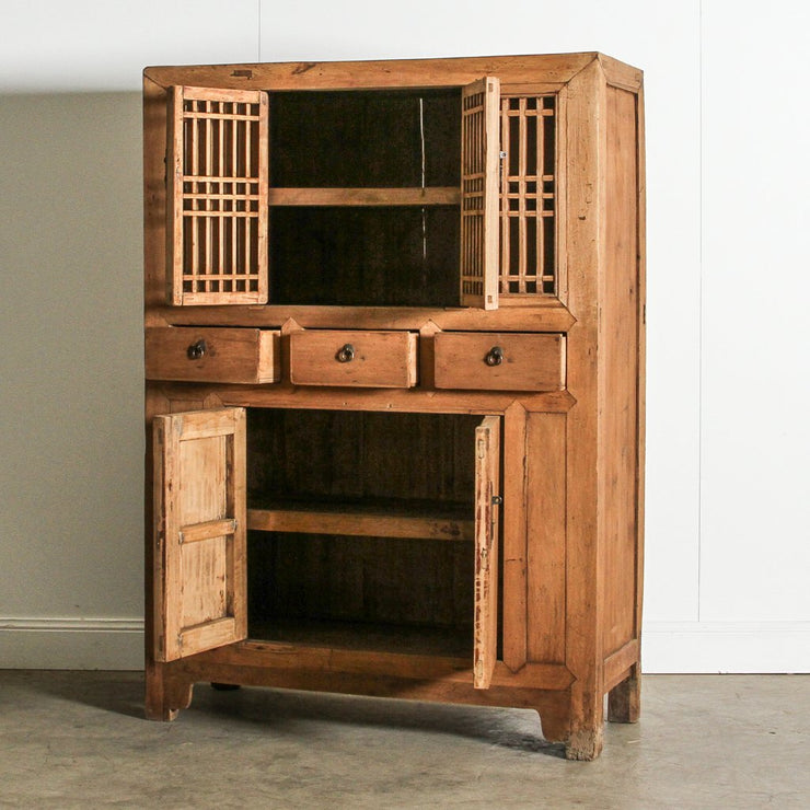 CFU1120-62 Antique Chinese Cabinet