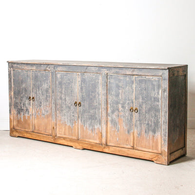 CFURE1118-02 Dynasty 6 Door Sideboard