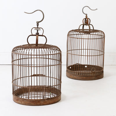 Chinese Antique Birdcage