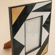 Geometric Photo Frame