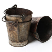 IDE0618-14 Old Indian Water Bucket