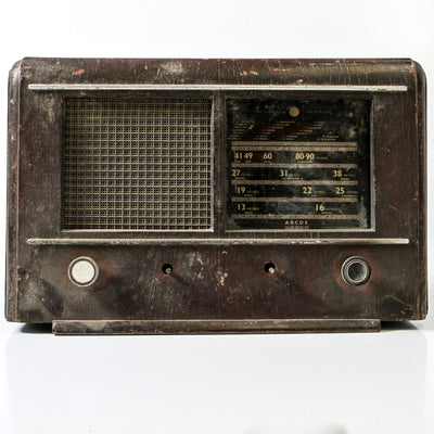 IDE0719-06 Vintage Indian Radio