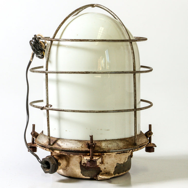 IDE0719-10 Vintage Ship Light
