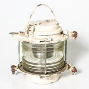IDE0819-09 B Vintage Brass Ship Lamp