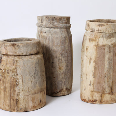 IDE1117-07 Trunk Pot