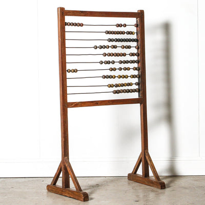 IDE1119-10 Vintage Indian Abacus